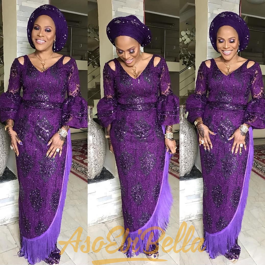 Not Just For Brides! #AsoEbiBella And The Wrapper-Skirt
