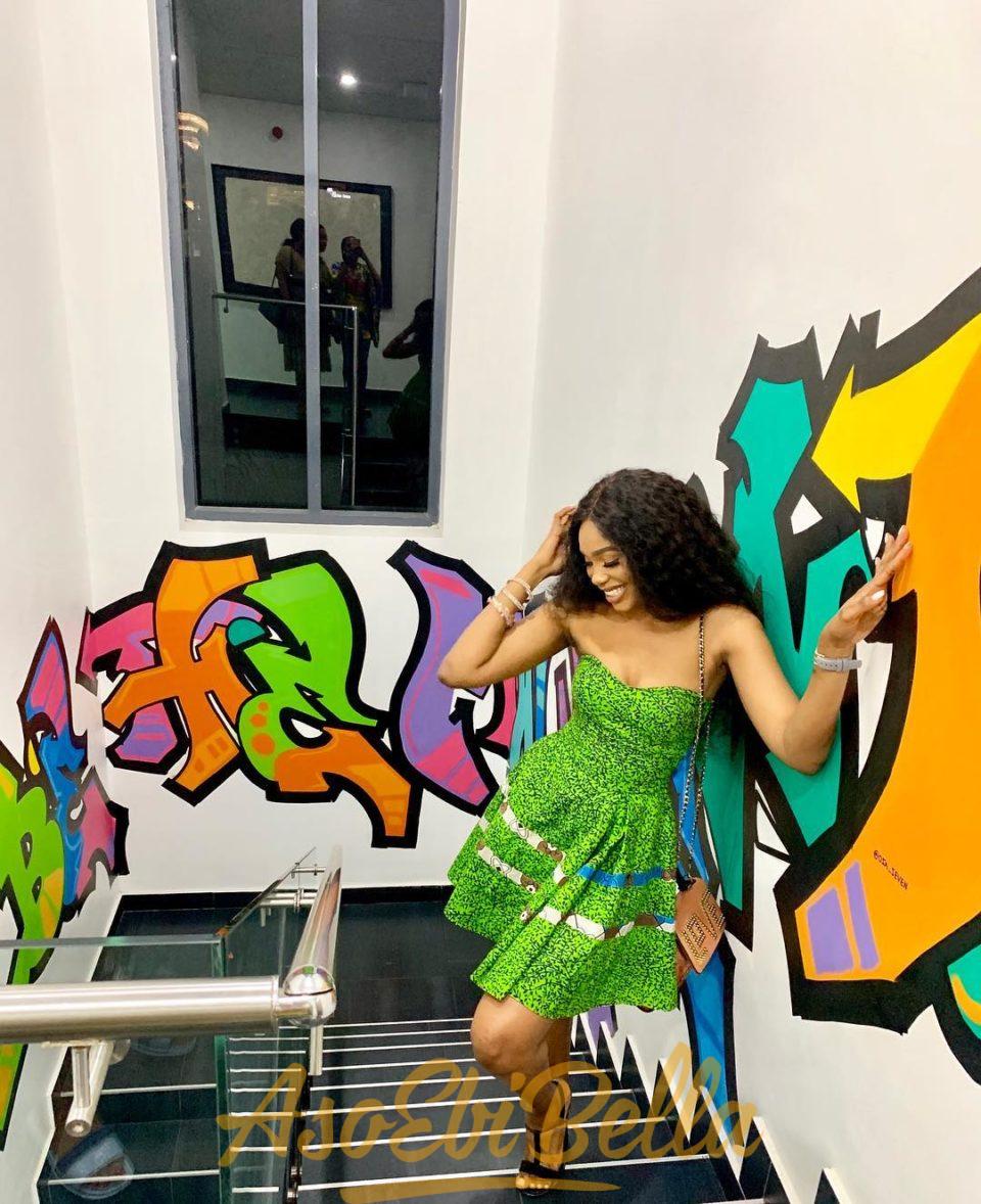 AsoEbiStyleSlayer: Sharon Ooja's Ultra-Luxe #AsoEbi Styles Will ...